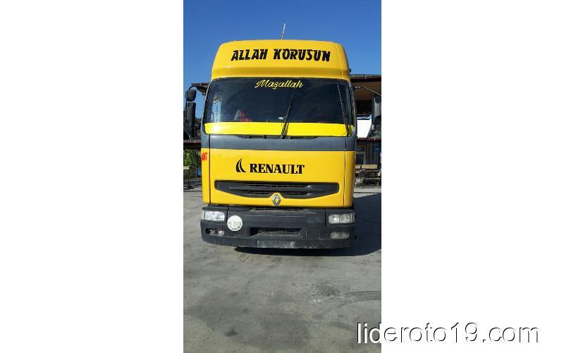 2000 model Renault premium 400 km 980000 fiyat 52500 orijinal hasarsiz
