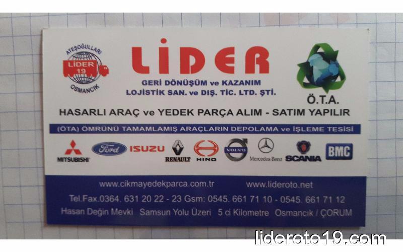 iveco daily çıkma yedek parça esenler istanbul Türkiye