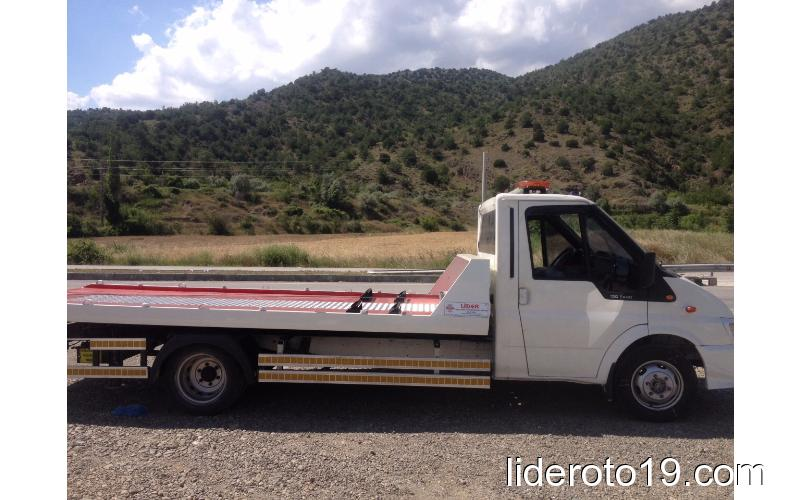 2006 model ford transit 120t 350 kayar kasa oto kurtarıcı