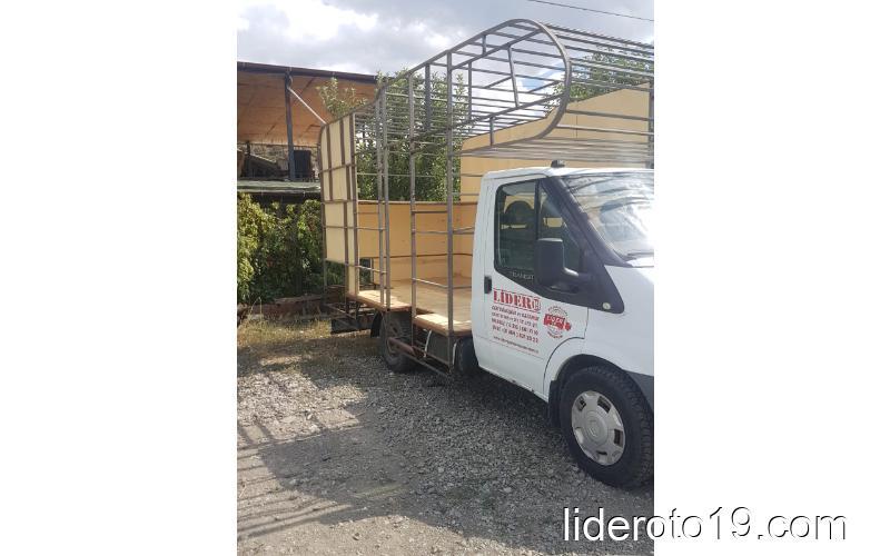 kulis karavan imalatı