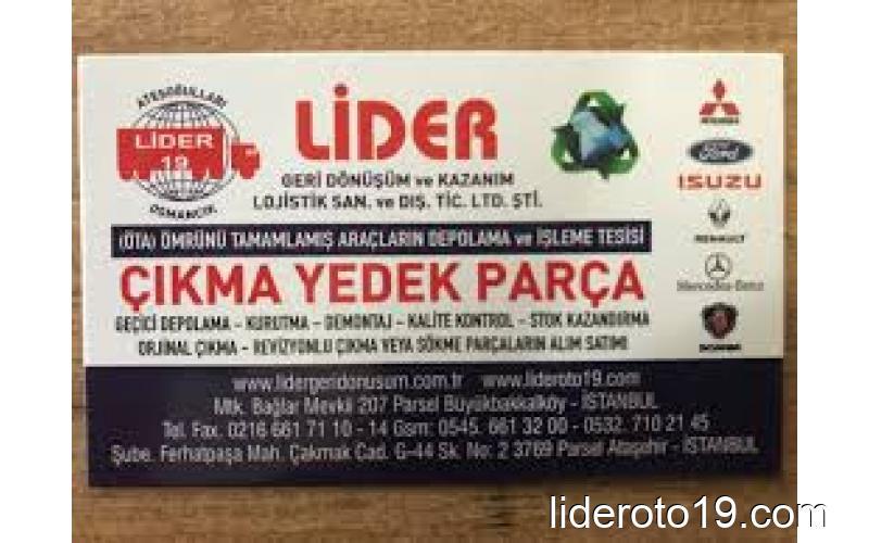 Kia Sorento ORJİNAL ÇIKMA DEPO 0216 661 7110