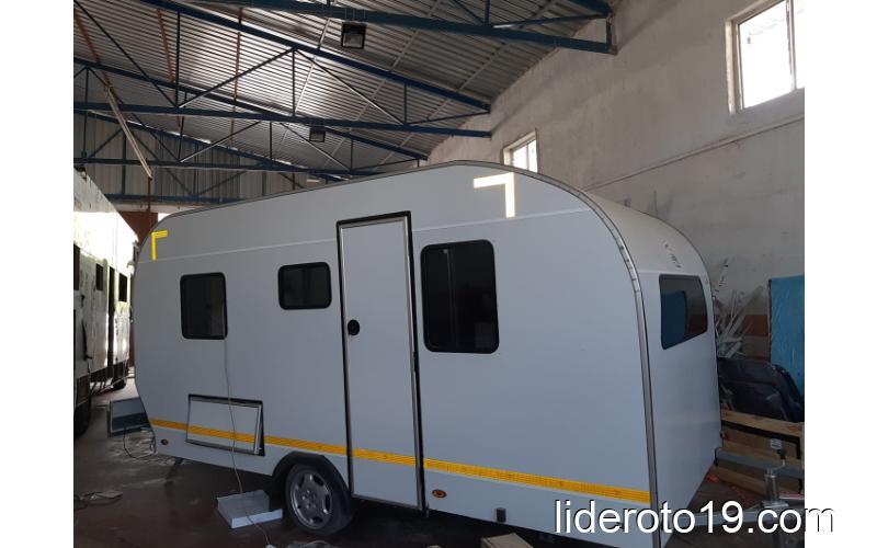 LİDKAR karavan Umut modeli